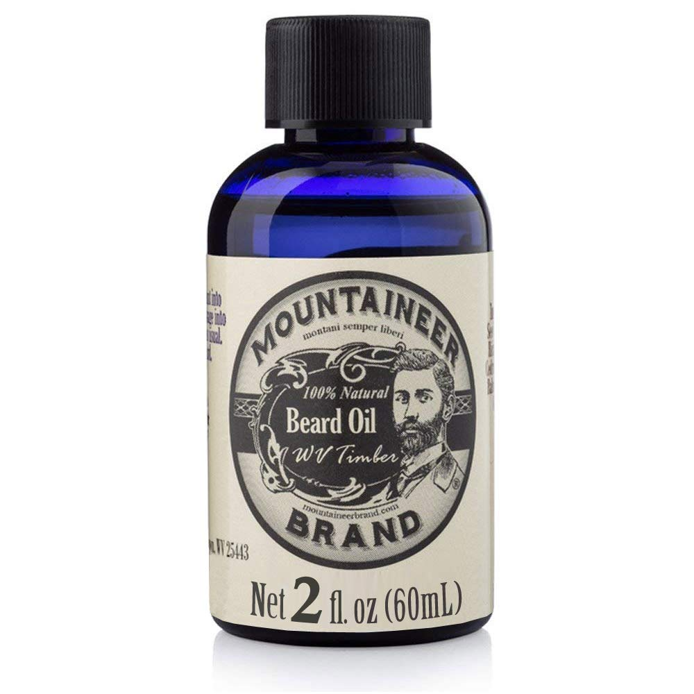 Mountaineer Brand beard oil best beard oil