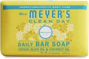 Mrs. Meyer's Bar Antibacterial Soap