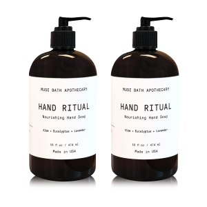 Muse Apothecary Hand Ritual antibacterial hand soap