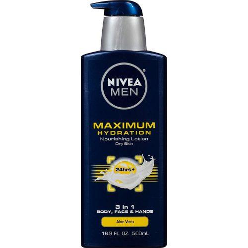 nivea - best men's body lotion