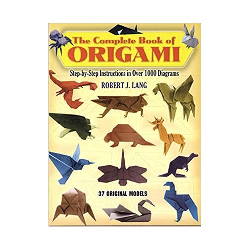 best hobbies for men - origami