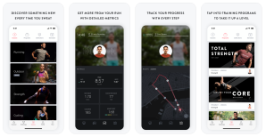 best workout apps peloton at home
