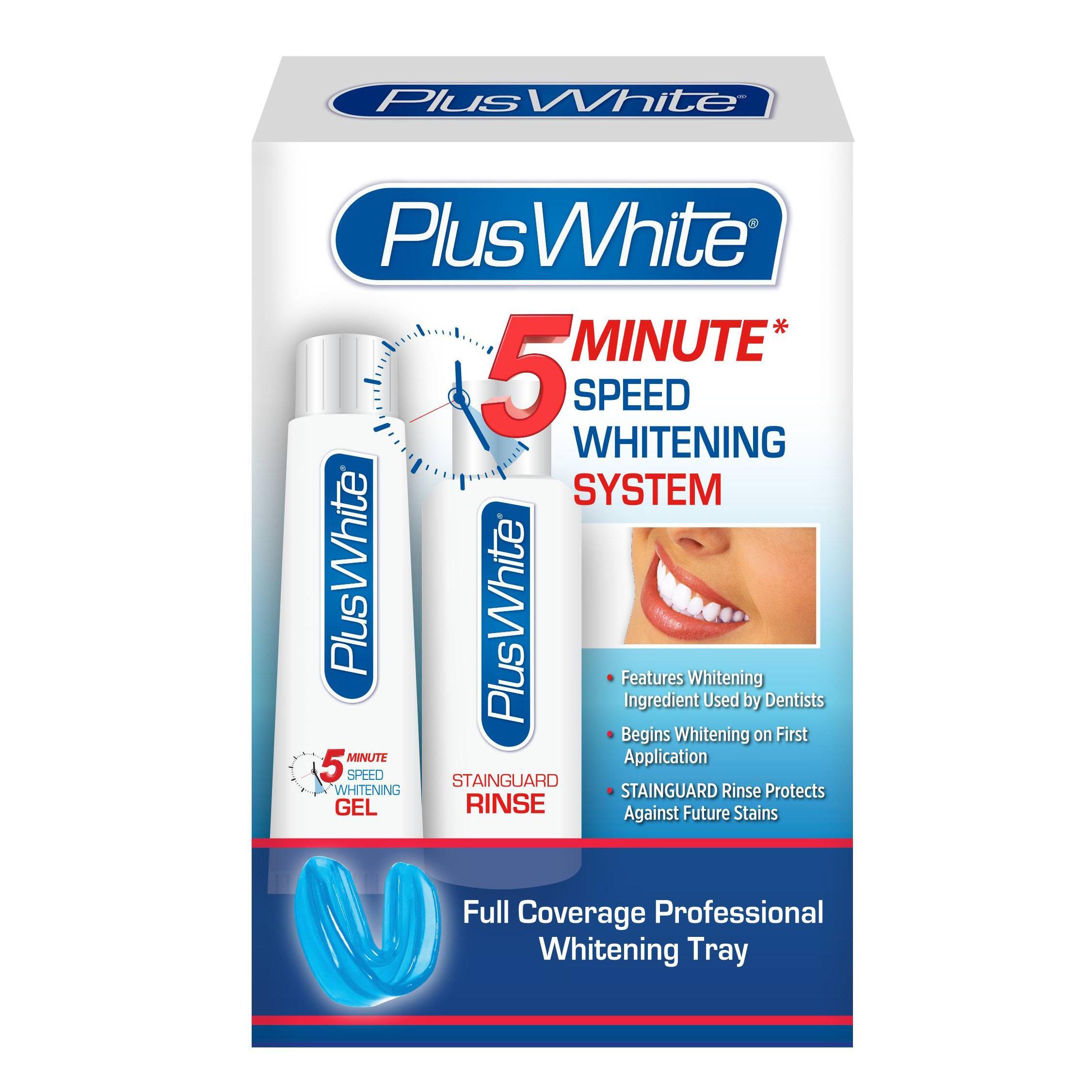 Plus White 5 Minute Premier Speed Teeth Whitening System