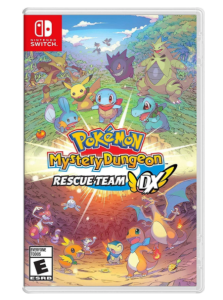 nintendo switch games pokemon mystery dungeon
