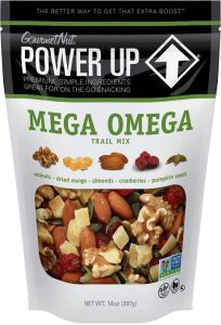 healthy snacks for work power up trail mix