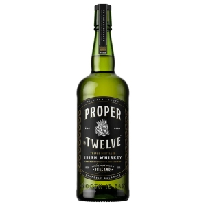 Proper No. Twelve Irish Whiskey — Conor McGregor