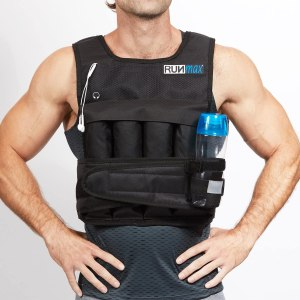 best weighted running vests runfastmax