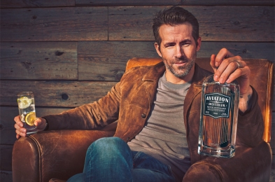 ryan reynolds gin aviation