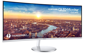 best monitors - Samsung CJ791 34-Inch Ultrawide Curved Monitor