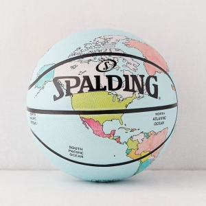 Spalding UO Exclusive Globe Basketball