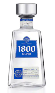 1800 tequila silver blanco