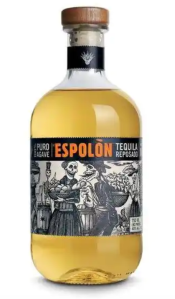 reposado tequila bottle espolon