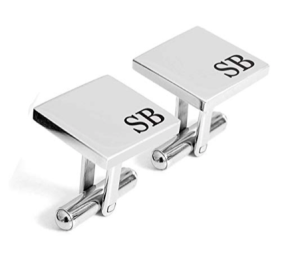 Sahaa Personalized Cufflinks