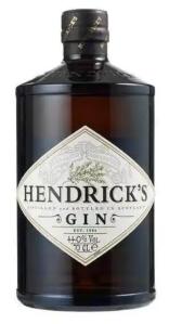 hendricks gin black bottle