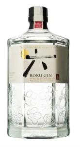 Japanese Gin suntory roku