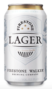 craft lager beer firestone