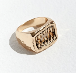 Urban Outfitters Teeth Ring