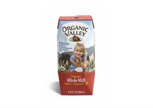 shelf stable milk organic valley