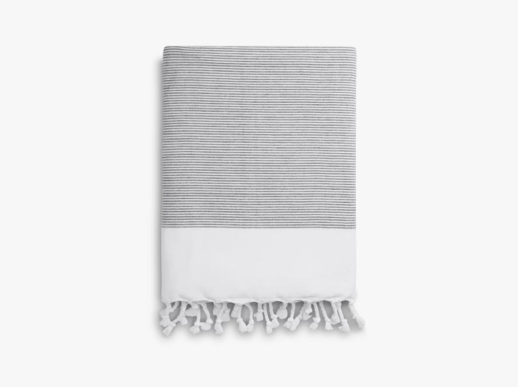 best beach towels Parachute Mini Stripe