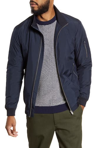 Selected-Homme-Son-Slim-Fit-Bomber-Jacket