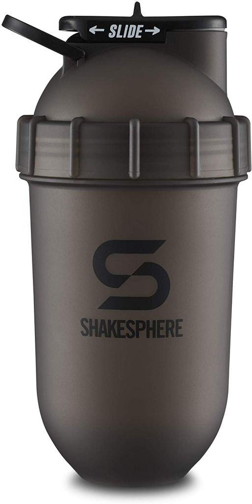 shakesphere protein blender shaker bottle