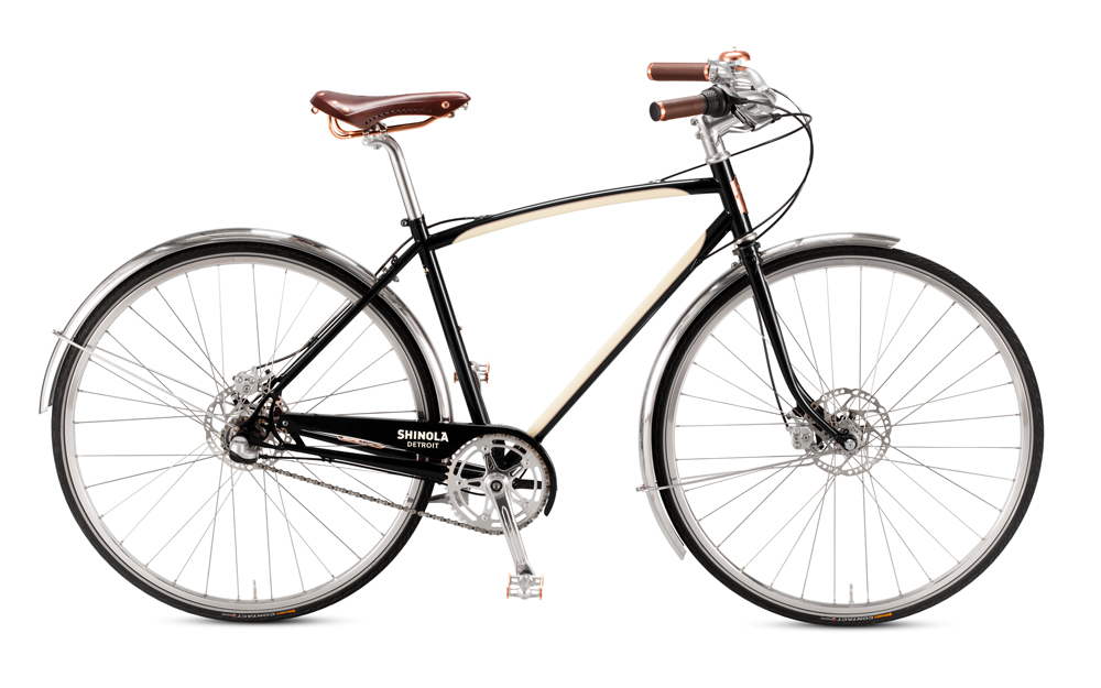 best commuter bikes - shinola bixby bike