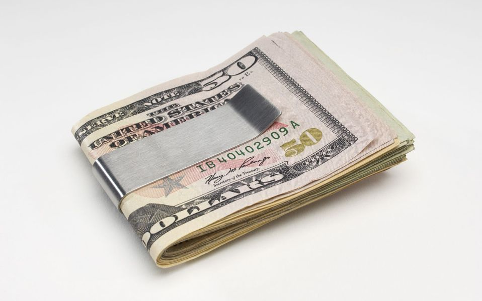 best personalized money clip