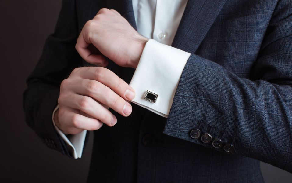 best Custom Cuff links