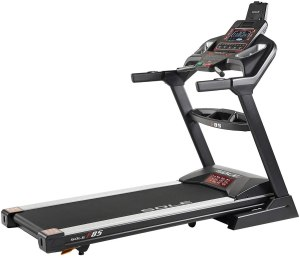 best quiet treadmill sole f85 folding