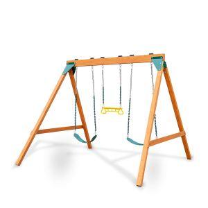 Swing-N-Slide Ranger Wooden Swing Set
