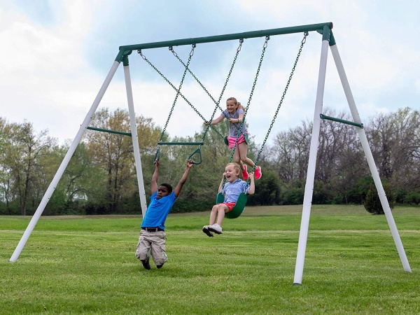 The Best Backyard Swing Sets For Playtime Summer 2020 Spy
