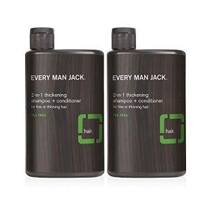 tea tree oil shampoo every man jack