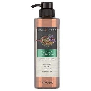 tea tree oil shampoo hair food