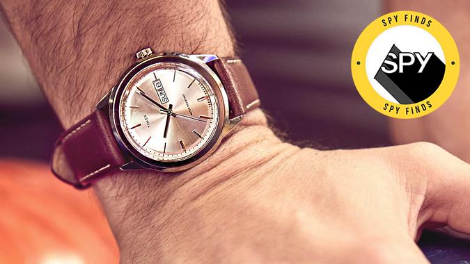 timex todd snyder watch
