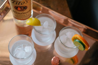 Tito's and Drinks