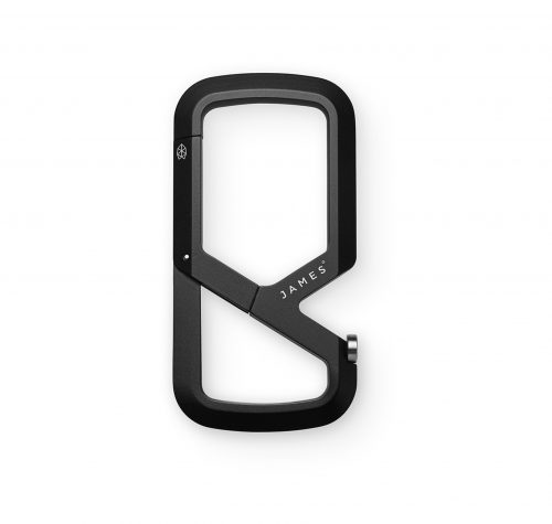 best keychains for men - James Brand Mehlville Carabiner Clip