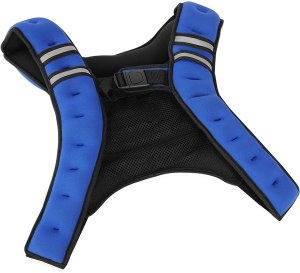 best weighted running vests tone fitness