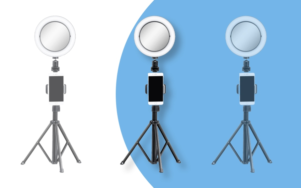 top rated selfie ring light