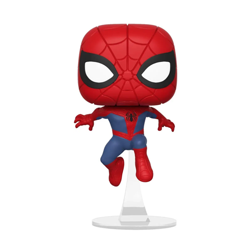 spiderman toys funko animated figure