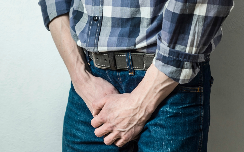 How to get rid of boner