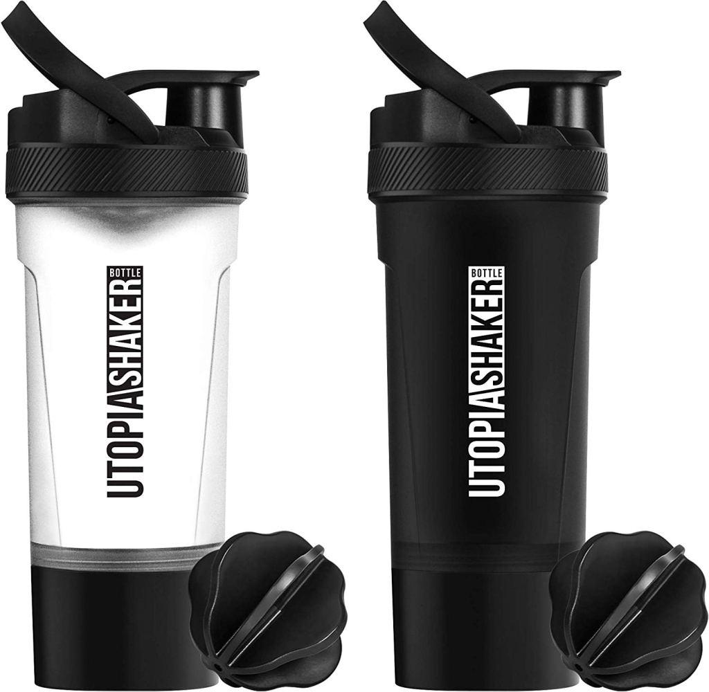 utopia shaker protein blender shaker bottle