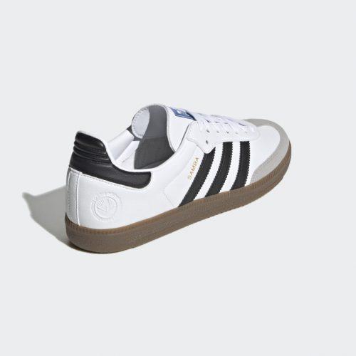 Adidas vegan samba