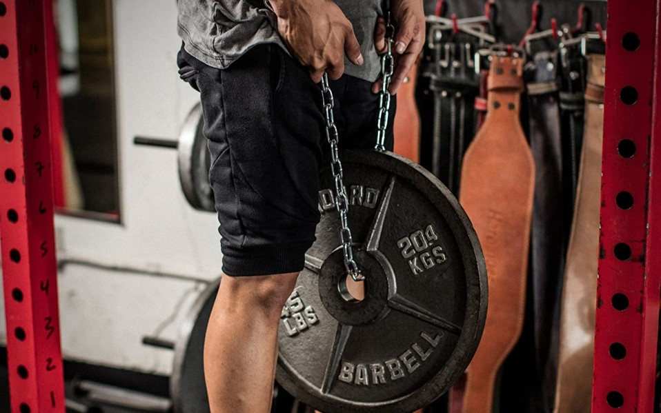 weight lifting dip belt featured image