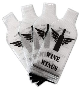 Wine Wings Reusable Protector Bags