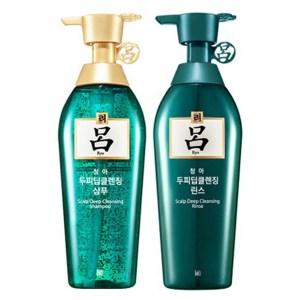 Ryeo Chung Ah Mo Dandruff Shampoo and Conditioner