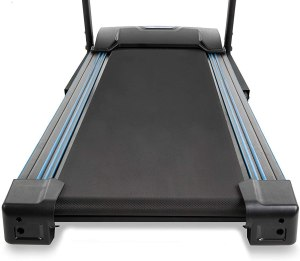best quiet treadmill xterra fitness tr150 folding