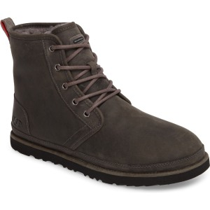 UGG® Harkley Weather Waterproof Plain Toe Boot