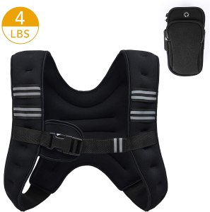 best weighted running vests zelus