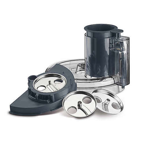Cuisinart 3-Piece Spiral Accessory Kit in Grey