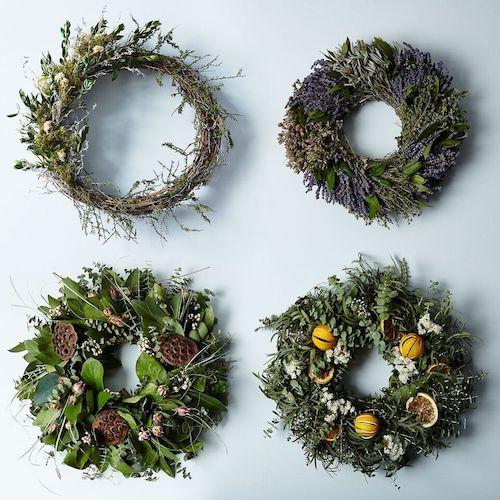 Creekside Farms Seasonal Wreath Subscription